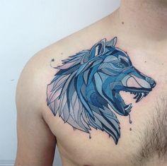 #tattoofriday - Alisa Tesla, Rússia. #tattoo #tatuagem #alisatesla