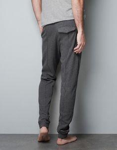 CIRCULAR TROUSERS - Homewear - Man - ZARA United States
