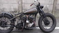 1946+WL+HARLEY+DAVIDSON+FLATHEAD+-+Ohhh+ho+that+is+so+very+wickedly+cool,+love+this+old+Harley+WOW
