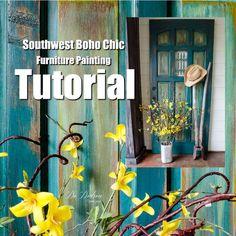 DIY Furniture Painting Tutorial | Do Dodson Designs
