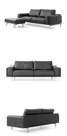 en.casa ® Recamiere Chaiselongue Longchair Lounge Relax Liege Sessel Sofa Couch
