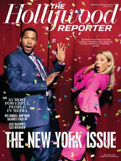 The New York Issue: Kelly Ripa and Michael Strahan