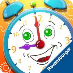 Meine erste Uhr - Die Uhrzeit lesen lernen von Ravensburger Digital GmbH, http://www.amazon.de/dp/B00NAYMCMC/ref=cm_sw_r_pi_dp_pwGiwb0MKHJT2