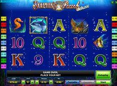 Toistaminen Dolphins Pearl Deluxe slot oikealla rahalla. Hedelmäpeli Dolphins Pearl Deluxe kehitti Novomatic. Niistä pelaajat tähän koloon usein kutsutaan Dolphin, tai harvinaisissa tapauksissa Pearl Dolphin. Sitä voidaan pelata oikealla rahalla, ja kuvia meren elämää ja ilmaispyöräytykset auttavat saamaan hyviä etuja. Mutta jos haluat pelaajat voivat mi