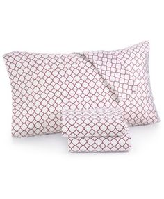 Charter Club Damask Designs 500 Thread Count Printed Wrinkle-Resistant Extra-Deep Sheet Sets, Only at Macy's | macys.com
