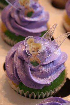 Pixie Dust Cupcakes   Flickr - Photo Sharing!
