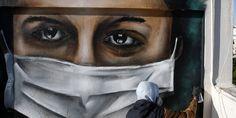 Πού είναι υποχρεωτική η μάσκα -Τα πρόστιμα Painting, Art, Art Background, Painting Art, Kunst, Paintings, Performing Arts, Painted Canvas, Drawings