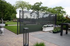 Pergola, Garden Privacy, Outdoor Living, Outdoor Decor, Terrace Garden, Garden Tools, Garden Ideas, Sidewalk, Van