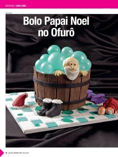 Torta papa noel 1 Navidad
