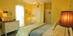 Garrity, a room at Prairie Guest House