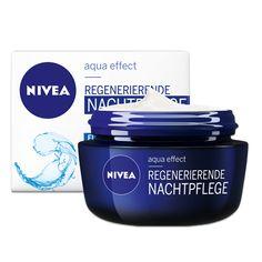 NIVEA Regenerierende Nachtpflege. http://www.nivea.de/Produkte/gesichtspflege/Aqua-Effect/Normale-Haut-bis-Mischhaut/Regenerierende-Nachtpflege #nivea #face #night