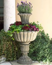 Dusk Tiered Planter