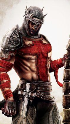 Adult Mens Dragon Warrior Gladiator Daedric Halloween Costume Latex Helmet Mask