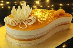 Торт Mahogany от Пьера Эрме : Торты, пирожные