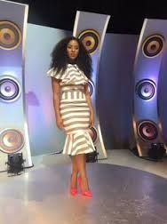 Image result for jessica nkosi Jessica Nkosi, Beautiful South African Women, African Actresses, Peplum Dress, Bodycon Dress, Tv Presenters, Curves, Hair Makeup, That Look