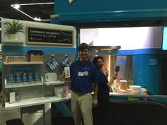 Oregon Convention Center - Portland Yard, Garden, & Patio Show #ExperienceBlue