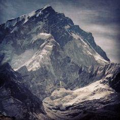 Lhotse,  Nepal Everest base camp trek.