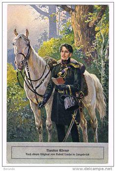 Theodor Körner, Lützowsches Freikorps