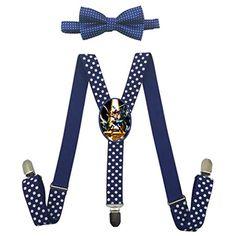 Hat To Socks Mens Ladies Unisex Novelty Adjustable Suspenders Braces Plain