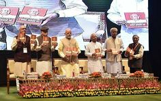 PM Narendra Modi releases a book on the life of Late Shri Kedarnath Sahni Corruption and black money cannot be accepted as a part of the system: PM Modi We must think about the future of the nation Recent News, The Life, Politics, Indian, Books, Libros, Book, Political Books, Book Illustrations