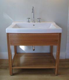 Bathroom Vanity Zebra Wood zebra wood bathroom vanitygrainbydeni on etsy https://www.etsy