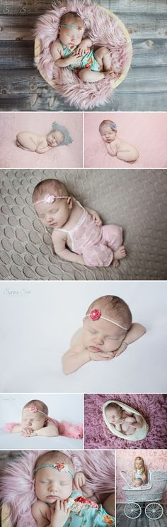 9 day old yvonne winnipeg newborn photography