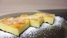 Saftige Grießschnitten von Any-Blum Easy Desert Recipes, Easy Baking Recipes, Easy Appetizer Recipes, Vegetarian Recipes Easy, Easy Desserts, Snack Recipes, Dessert Recipes, Easy Meals For Kids, Fast Easy Meals