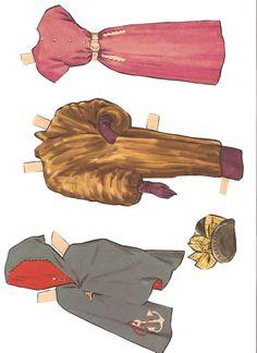 Miss Missy Paper Dolls: Blondie paper doll