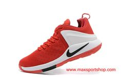 Buy LeBron James Zoom Air Witness Red White Black Basketball Shoes Online  from Reliable LeBron James Zoom Air Witness Red White Black Basketball  Shoes ... 29538906a