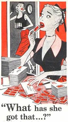 John Ruge's illustrations of women were more restrained. Ruge was also published in Collier's in the and This illustration is from a story in This Week a Sunday supplement that had the largest circulation in the world. 1940s, Illustrators, Pin Up, Disney Characters, Fictional Characters, Aurora Sleeping Beauty, Mid Century, Animation, Disney Princess