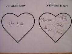 Josiah- an undivided heart