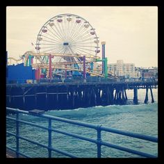 """See 1107 photos and 43 tips from 8772 visitors to Pacific Park. """"Check out our new Gyro Loop Games: Players use a joystick to control their speed and. Usa Trip, Park Photography, Santa Monica, Travel Usa, Four Square, Parks, Fair Grounds, Parkas"""