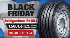 De Black Friday la Fomco Tyres ai reducere la Anvelopele Bridgestone R168+!  #blackfriday #fomcotruckservice #fomcotyres Service Auto, Black Friday