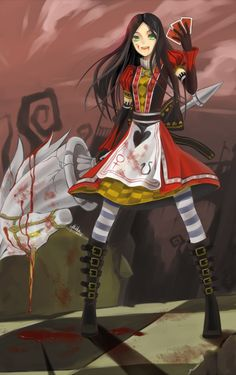 /Alice (American Mcgee's)/#966812 - Zerochan