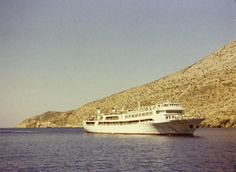 Sxinousa - Elli - Gallery - Shipfriends Ferry Boat, Paros, Greek Islands, Over The Years, Boats, Greece, Paradise, Pride, Ship