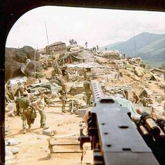 Vietnam War Pictures in Color | Vietnam War colour photos