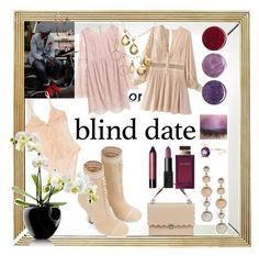"""#blinddate"" by dominique-boiche ❤ liked on Polyvore featuring Universal Lighting and Decor, Dolce&Gabbana, Deborah Lippmann, Bobbi Brown Cosmetics, Delfina Delettrez, Mimi Holliday by Damaris, Eva Solo, polyvorecommunity, blinddate and BYSISKA2017"