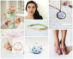 Pink and Floral....