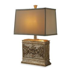 Buy Dimond Lighting Laurel Run Courtney Gold Table Lamp from Bed Bath & Beyond