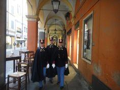 Elèves de l'école militaire - Modène (Italie)