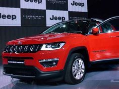 Jeep Compass bookings touch 10000 mark - Economic Times #757Live