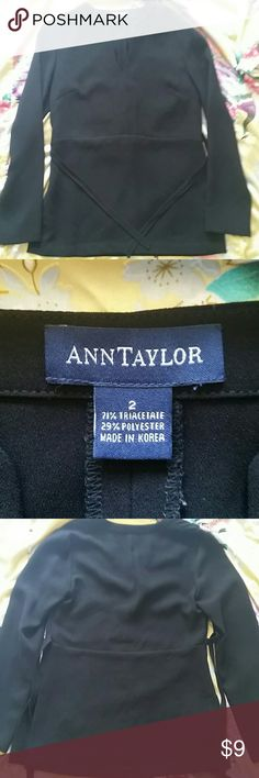 Ann Taylor tunic In excellent condition- non smoker- no rips, stain, or tears Ann Taylor Tops Tunics