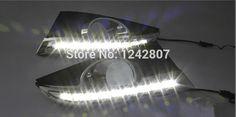 66.49$  Buy here - http://aliy5v.worldwells.pw/go.php?t=32511749307 - free shipping, Captiva 2012 Accessories LED Daytime Running Light,LED Fog Light For Chevrolet Captiva 2013 2012 2011