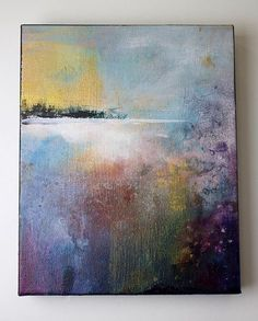 Abstract art/painting on canvas/affordable art/modern art/gift
