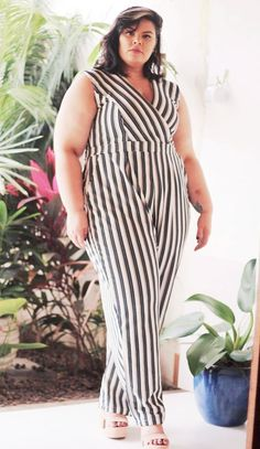 Striped Pants, Jumpsuits, Dresses, Fashion, Overalls, Vestidos, Moda, Stripped Pants, Rompers