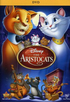The Aristocats VHS version
