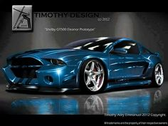 images of saleen Mustang's rear - Google Search