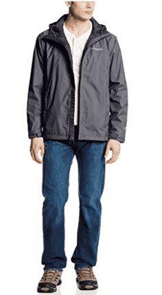 Columbia Men's Big & Tall Watertight II Packable Rain Jacket - Columbia Jackets for Men Mens Big And Tall, Big & Tall, Packable Rain Jacket, Look Good Feel Good, Columbia Jacket, Bomber Jacket, Jackets, Diving, Coloring Books