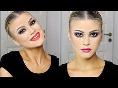 GRWM | Latin & Ballroom Dance Competition Makeup | Two Lip Options