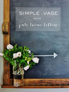Simple Vase With Jut